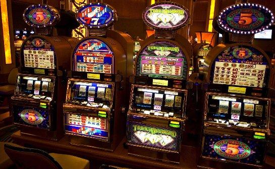 Бонусы на онлайн игровых слотах в интернет казино Cyberpunc