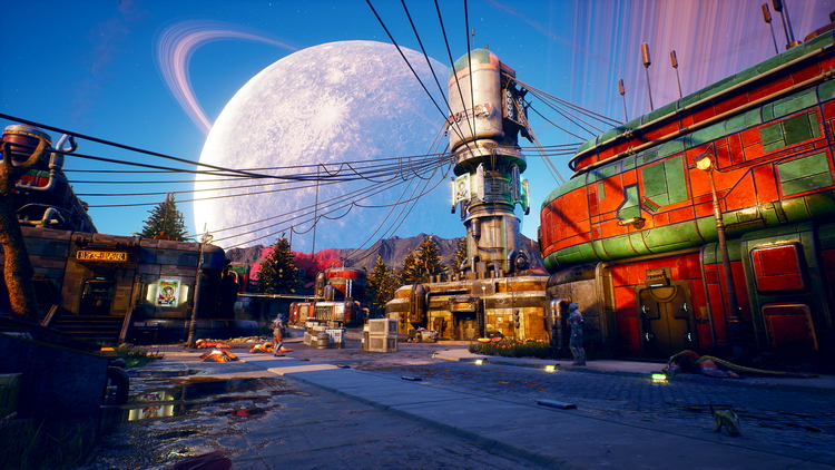 Ролевой шутер The Outer Worlds от авторов Fallout: New Vegas выйдет в Steam 23 октября